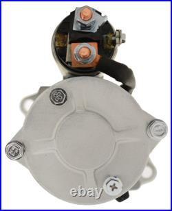 Brand New Starter Motor for John Deere Excavators with 1.5L Diesel 3LD1 Engines