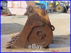 CP 48 Digging Bucket For John Deere 200 Excavator