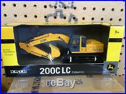 ERTL 150 JOHN DEERE 200C LC excavator SALE