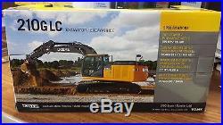 ERTL 150 JOHN DEERE 210G LC excavator with metal tracks PRESTIGE COLLECTION