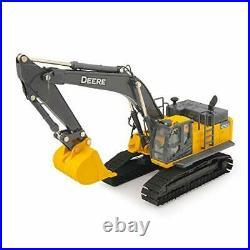 ERTL John Deere 150 Scale 470G LC Excavator Prestige Collection Yellow