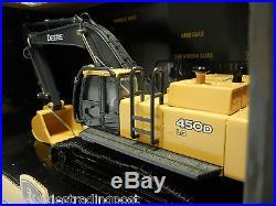 Ertl 15862 John Deere 450D LC Excavator 150 Scale Diecast Model 2006 NEW NIB