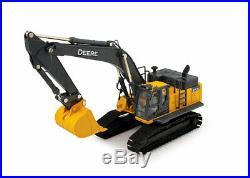 Ertl 45335 150 John Deere 470 GLC Prestige Collection Excavator
