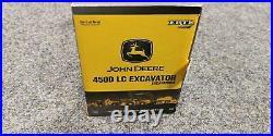 Ertl John Deere 450D LC Excavator VI696-1