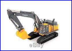 Ertl-TOMY 45335 John Deere 470 GLC Excavator Prestige Series 1/50 Die-cast MIB