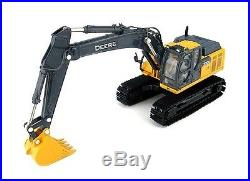 Ertl TOMY Prestige John Deere 210G LC Excavator High Detail 1/50 Diecast MIB