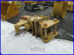 Excavator Double Cylinder Hydraulic Crusher NEW Hitachi ZX330 John Deere Hyundai