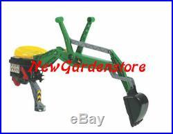Excavator rear John Deere toy children ORIGINAL R40935