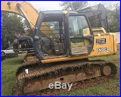 Genuine John Deere 160c LC / 160clc Excavator