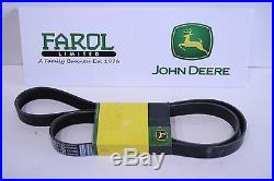 Genuine John Deere Excavator Fan Drive Belt R504022 160GLC 180GLC 210G 210GLC