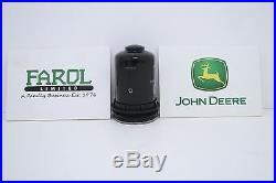 Genuine John Deere Fuel Filter RE551508 Excavator Loader Tractor Sprayer Dozer