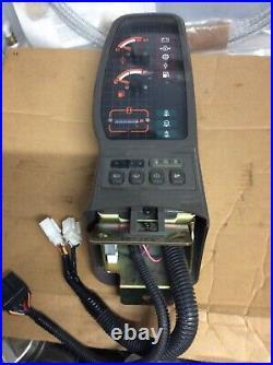 Hitachi John Deere 4282697 Gauge Panel EX559lc Excavator