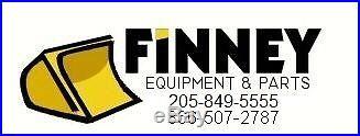 JD John Deere 120 160LC 200LC 230LC Excavator Cab Rear LH Glass 4369556 4383431
