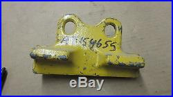 John Deere 2031046, At154655 Stop Block 270lc, 790elc, 892elc Excavator Track