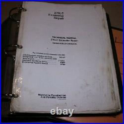 JOHN DEERE 270LC Crawler Excavator Repair Shop Service Technical Manual book JD