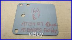 John Deere 3052543, At154127 Cover Plate Excavator Cab Floor