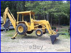 JOHN DEERE 310A DIESEL BACKHOE WITH EXTENDA HOE, loader excavator, tractor