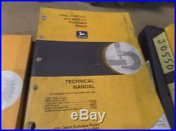JOHN DEERE 790D 790D LC 892D LC EXCAVATOR REPAIR TECHNICAL MANUAL
