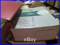 JOHN DEERE 9450 9550 9650 COMBINES DIAGNOSIS & TESTS TECHNICAL MANUAL TM1802