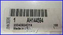 JOHN DEERE AH144594 KIT, CYLINDER REPAIR 690ELC EXCAVATOR, 653G FELLER BUNCHER