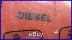 John Deere Am116170 Fuel Cap, Diesel Garden Tractor, Grader, Excavator