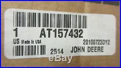 John Deere At157432 Mirror Arm Stay 690elc Excavator Bracket Arm Mirror