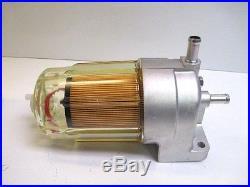 John Deere Fuel Filter Assembly 4679165 Brand New Excavator Backhoe Construction