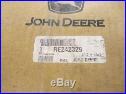 John Deere Fuel Filter Re242329 Oem Brand New Tractor Backhoe Excavator