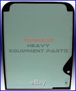 JOHN DEERE / HITACHI 4651653 EXCAVATOR FRONT UPPER WINDOW CAB GLASS