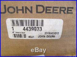 John Deere Hitachi Bushing 4439033 Oem Brand New Tractor Backhoe Excavator