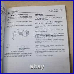 JOHN DEERE JD570 JD570A MOTOR GRADER Repair Shop Service Manual Technical book