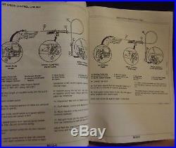 JOHN DEERE JD Technical Manual TM-1408, 70D Excavator, ORIGINAL 1989