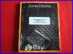 John Deere 120D Excavator Operator's Manual