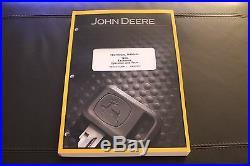 John Deere 120c Excavator Service Operation & Test Manual Tm1934