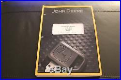 John Deere 135c Rts Excavator Repair Service Technical Manual Tm2094