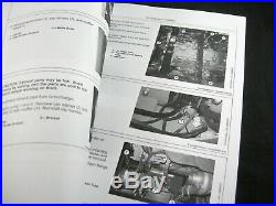 John Deere 160DLC Excavator Technical Repair Service Shop Manual Book Catalog
