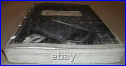 John Deere 160lc Excavator Technical Service Shop Repair Manual Book Tm1662