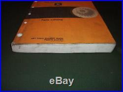 John Deere 190e Excavator Parts Manual Book Catalog Pc2375