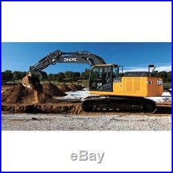 John Deere 1/50 210G LC Excavator Diecast Ertl Construction Toy Age 14+ TBE45432