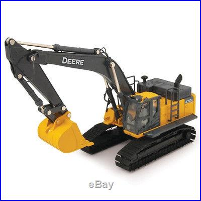 John Deere 1/50 Scale 470G Excavator Diecast Ertl/Tomy Prestige Series TBE45335