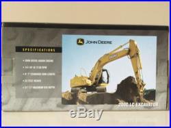 John Deere 200 CLC excavator 150