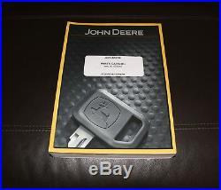 John Deere 200c LC Excavator Parts Catalog Manual Pc2897