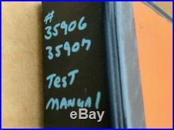 John Deere 200clc 230clc 270clc Excavator Test Manual Tm1930 Xk