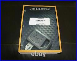 John Deere 210g 210glc Excavator Parts Catalog Manual Pc10255