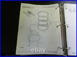 John Deere 270C LC Excavator Parts Catalog Manual PC9082