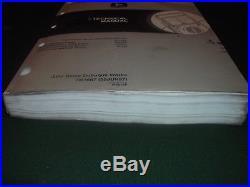 John Deere 270lc Excavator Technical Service Shop Op Test Manual Book Tm1667