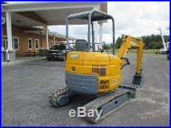 John Deere 27ZTS Farm Mini Excavator Tractor Dozer