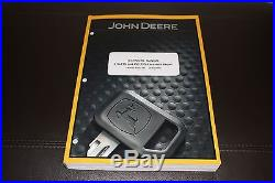 John Deere 27c 35c Zts Excavator Repair Service Manual