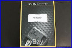 John Deere 27c Zts Excavator Parts Catalog Manual Pc9220
