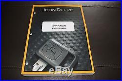 John Deere 27d Excavator Repair Service Technical Manual